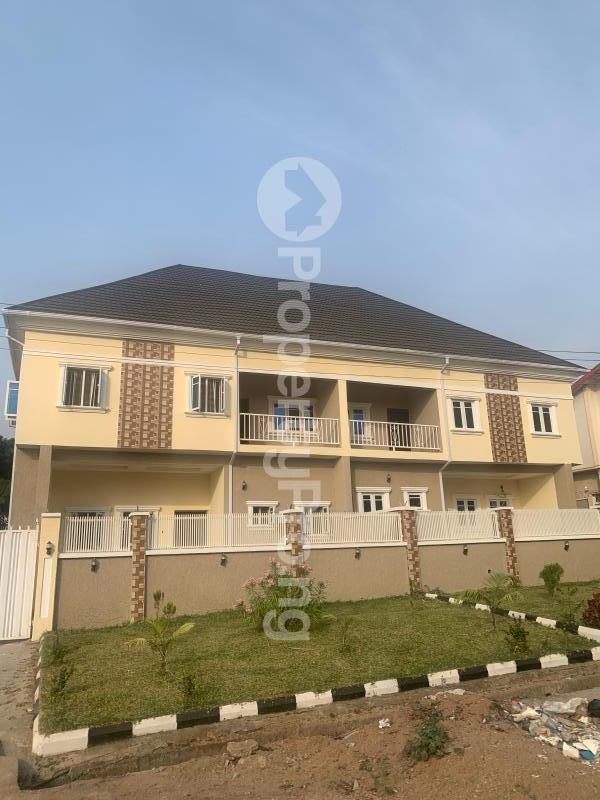 4 bedroom Semi Detached Bungalow for rent 62road Gwarinpa Gwarinpa Abuja - 0