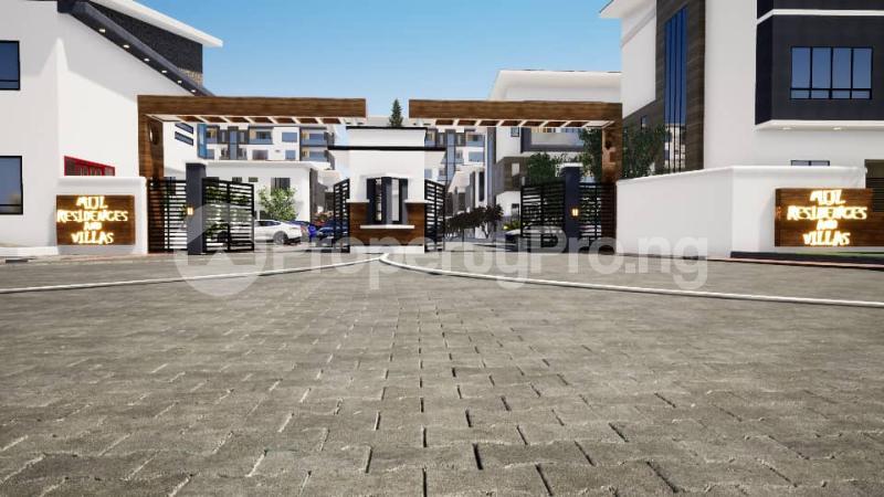 2 bedroom Terraced Duplex House for sale Ilasan, behind Romey Gardens Opposite NICON Town,Lekki,Lagos. Lekki Phase 1 Lekki Lagos - 12