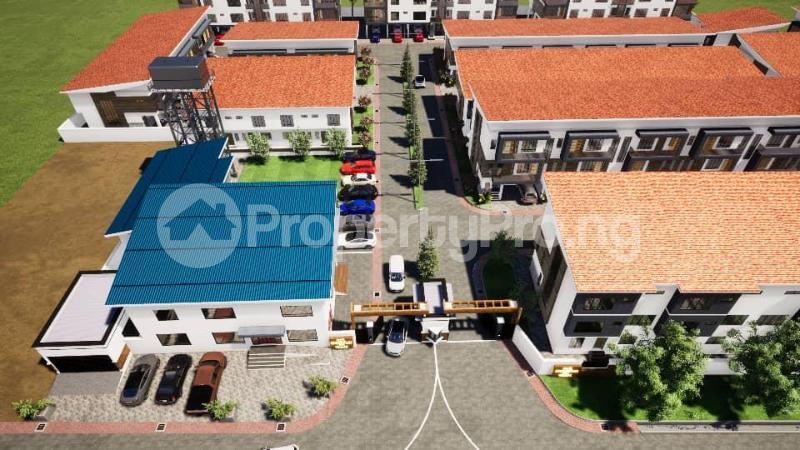 2 bedroom Terraced Duplex House for sale Ilasan, behind Romey Gardens Opposite NICON Town,Lekki,Lagos. Lekki Phase 1 Lekki Lagos - 2