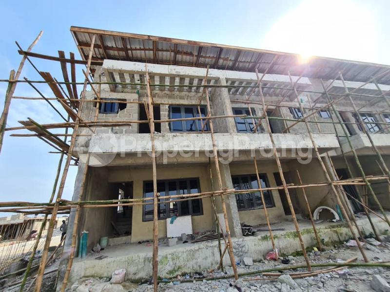 2 bedroom Terraced Duplex House for sale Ilasan, behind Romey Gardens Opposite NICON Town,Lekki,Lagos. Lekki Phase 1 Lekki Lagos - 15