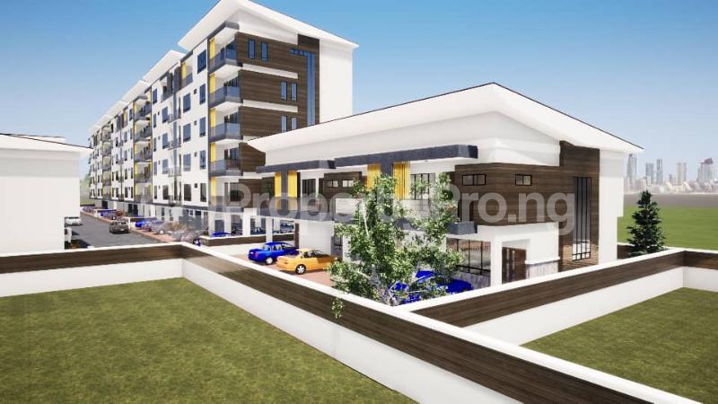 2 bedroom Terraced Duplex House for sale Ilasan, behind Romey Gardens Opposite NICON Town,Lekki,Lagos. Lekki Phase 1 Lekki Lagos - 9