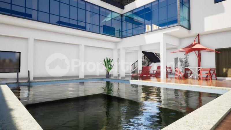 2 bedroom Terraced Duplex House for sale Ilasan, behind Romey Gardens Opposite NICON Town,Lekki,Lagos. Lekki Phase 1 Lekki Lagos - 5