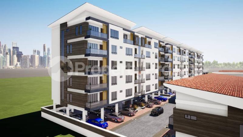 2 bedroom Terraced Duplex House for sale Ilasan, behind Romey Gardens Opposite NICON Town,Lekki,Lagos. Lekki Phase 1 Lekki Lagos - 4