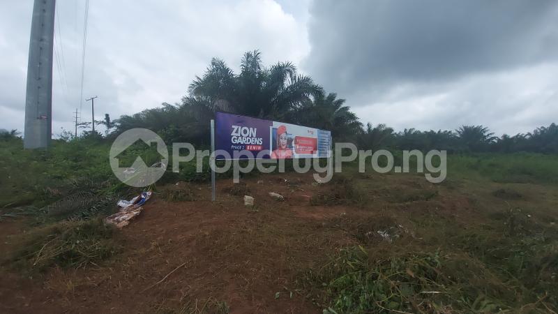 Mixed   Use Land for sale Eghobaye Community Off Sapele Road Benin Central Edo - 8