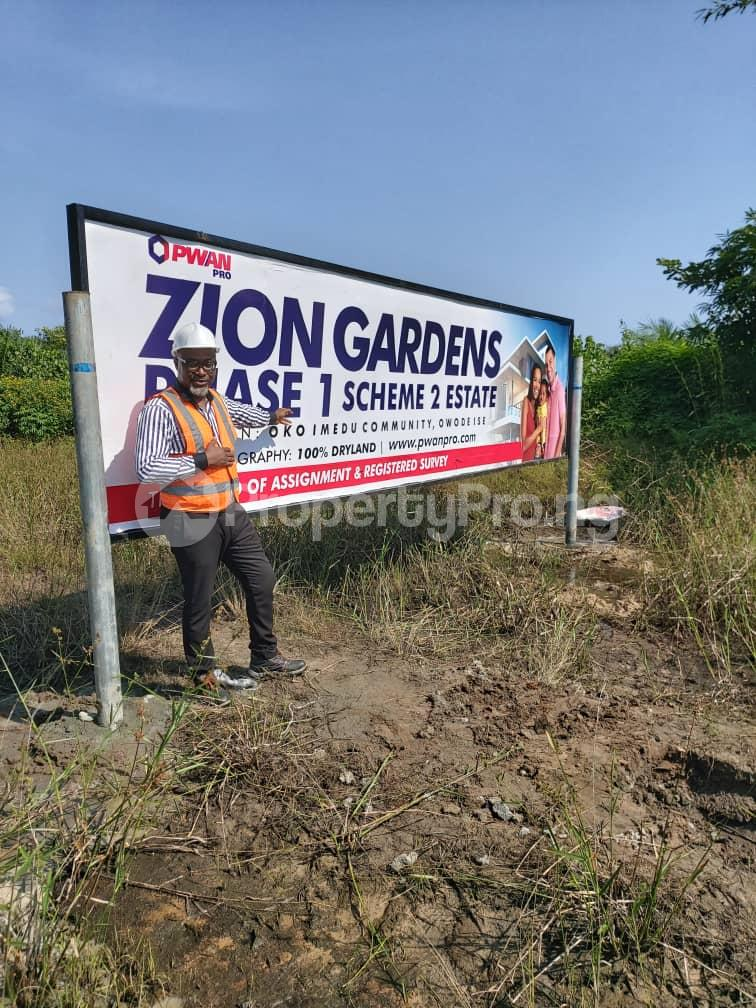 Mixed   Use Land for sale Free Trade Zone Ibeju-Lekki Lagos - 1