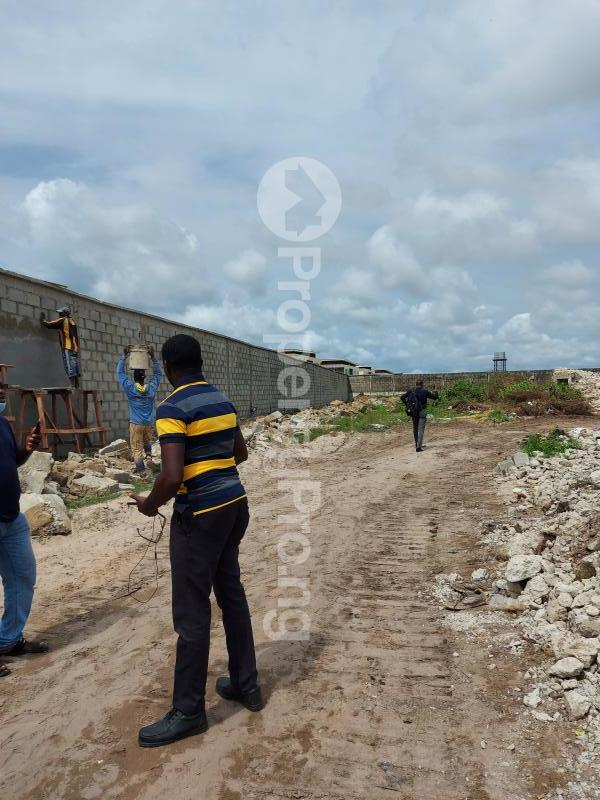 Residential Land Land for sale Behind Blenco supermarket Sangotedo Lagos - 5