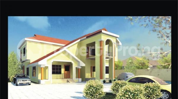 5 bedroom Detached Duplex for sale amufi Community, Along Agbor Road, Ikpoba Okha, Ukpoba Edo - 1