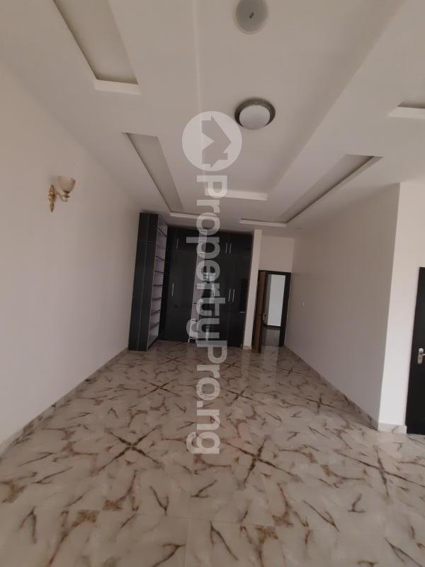 4 bedroom Semi Detached Duplex House for rent Orchid road Chevron lekki lagos state Nigeria  chevron Lekki Lagos - 6