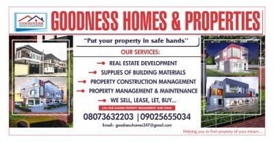 Goodness Homes & Properties