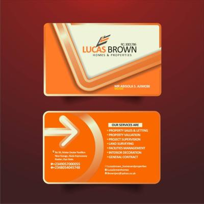 Lucas Brown Homes and Properties