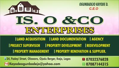 IS.O & CO Enterprises