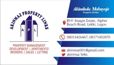 AKINMAS PROPERTY LINKS