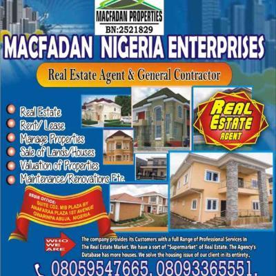 Macfadan Properties Limited