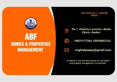 ABF HOMES AND PROPERTIES