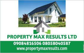 PROPERTY MAX RESULTS LTD