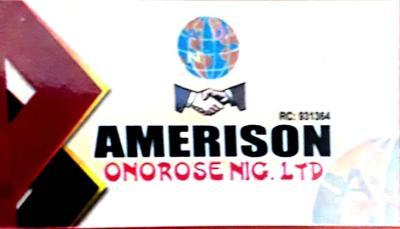 AMERSION ONOROSE NIG LTD