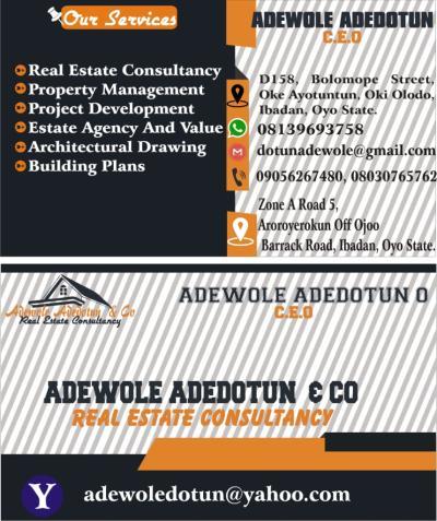 Adedotun Adewole & Co