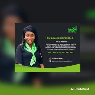 Akanbi yetunde Gbemisola