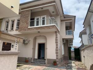 Detached Duplex House for rent White Oak Estate Ologolo Lekki Lagos