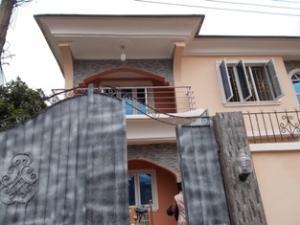 4 bedroom House for rent Church street, off airport road, Oshodi Expressway Oshodi Lagos