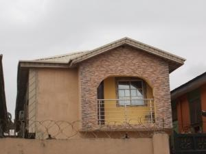 2 bedroom House for rent unity crescent, bessam, Ajao Estate Isolo Lagos