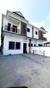 4 bedroom Semi Detached Duplex House for sale Chevron lekki lagos  chevron Lekki Lagos