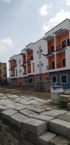 4 bedroom Terraced Duplex House for sale Dawaki news Engineering (behind urban shelter Dawaki)  Gwarinpa Abuja