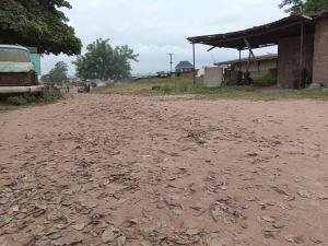 Commercial Land Land for sale tose junction Along ibadan/Oyo express road Oyo Oyo