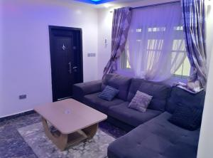 1 bedroom mini flat  Detached Bungalow House for shortlet Life Camp Main Life Camp Abuja