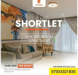 1 bedroom Flat / Apartment for shortlet Ogombo Road, Abraham Adesanya Abraham adesanya estate Ajah Lagos