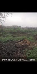 Residential Land Land for sale Badore Ajah  Badore Ajah Lagos