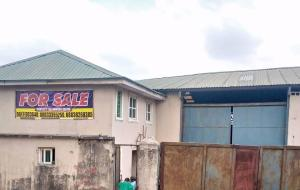 Warehouse Commercial Property for sale Along LASU/IBA Express Road Egbe Ikotun/Igando Lagos