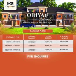 Blocks of Flats for sale Oribanwa Ibeju-Lekki Lagos