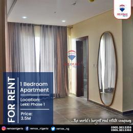 1 bedroom Flat / Apartment for rent Lekki Phase 1 Lekki Lagos