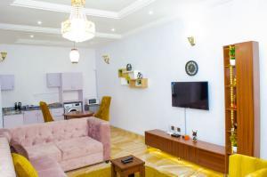 1 bedroom Mini flat for shortlet Kusenla Ikate Lekki Lagos