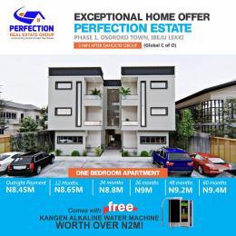 1 bedroom mini flat  Flat / Apartment for sale Osoroko, 3 Minutes Drive From Dangote Group Ibeju-Lekki Lagos