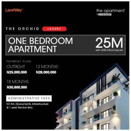 1 bedroom mini flat  Blocks of Flats House for sale 1 Bedroom Apartment Monastery road Sangotedo Lagos