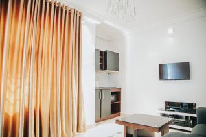 1 bedroom mini flat  Mini flat Flat / Apartment for shortlet Umar Shuaibu Street Wuye Abuja