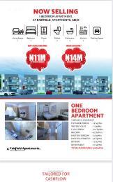1 bedroom mini flat  Flat / Apartment for sale Fairfield Estate Abijor Lekki Eputu Ibeju-Lekki Lagos