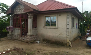1 bedroom mini flat  Detached Bungalow House for sale Off Army Range Road Eneka Port Harcourt Rivers