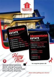 1 bedroom mini flat  Blocks of Flats House for sale Few Minutes After The Free Zone Free Trade Zone Ibeju-Lekki Lagos