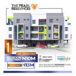 1 bedroom Blocks of Flats for sale Pearl Residences, 1 Minutues From Lekki Epe Expressway Abijo Ajah Lagos