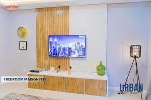 1 bedroom mini flat  House for sale Abraham adesanya estate Ajah Lagos