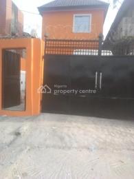 1 bedroom mini flat  Mini flat Flat / Apartment for rent Alikat St Fagba Via Ogba Ikeja Lagos,   Ikeja Lagos