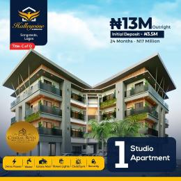 1 bedroom Studio Apartment for sale Monastery road Sangotedo Lagos