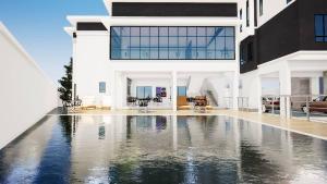1 bedroom mini flat  Terraced Duplex House for sale Bloom Haven Residence Ikate Lekki Lagos