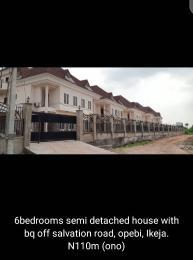 4 bedroom Semi Detached Duplex House for sale Victory Park Estate Lekki Lagos