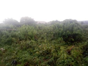 Industrial Land Land for sale Aladeshoyin Road Off Mocped 2nd Gate Noforija Epe Lagos Epe Road Epe Lagos