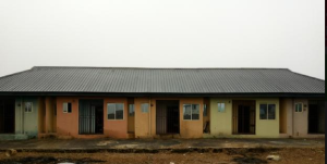 Self Contain Flat / Apartment for sale Delta state polytechnic Ogwashi-uku . Aniocha Delta