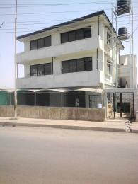 Office Space Commercial Property for sale Facing main road Adamasingba Ibadan Oyo